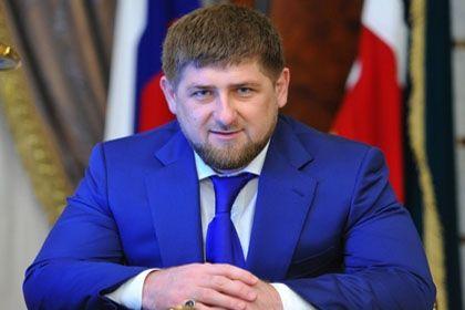 Глава ЧР Р.А. Кадыров