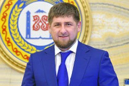 На фото: Глава Чеченской Республики Рамзан Кадыров
