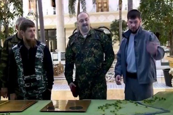 Глава ЧР встретился с Сергеем Меликовым и Евгением Зубаревым
