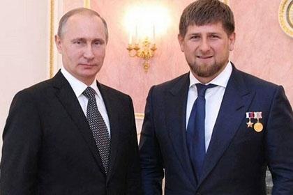 Рамзан Кадыров встретится с Президентом РФ