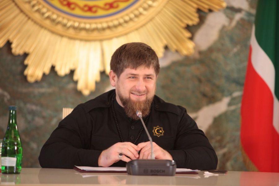 Р.Кадыров поблагодарил О.Кононенко за снимок Грозного из космоса