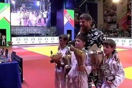В Грозном стартовал VI Международный Юниорский турнир по дзюдо памяти Турпал-Али Кадырова