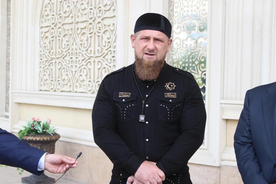 Поздравление Главы Чеченской Республики, Героя России Р.А.Кадырова с праздником Ураза-Байрам