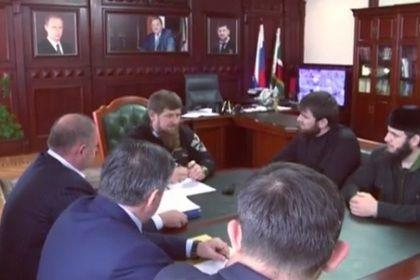 Рамзан Кадыров обсудил вопросы ликвидации последствий ливневых дождей в республике