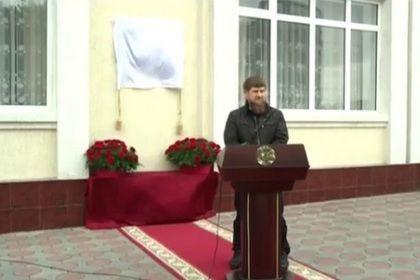 Р. Кадыров принял участие в церемонии переименования проспекта в Грозном в честь прославленного боксера Мохаммеда Али