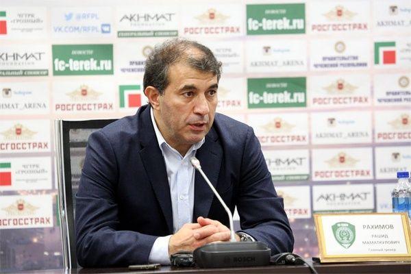 Рашид Рахимов: «Благодарен болельщикам за поддержку»