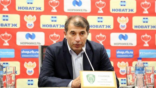 Рашид Рахимов: «Пенальти - это лотерея»