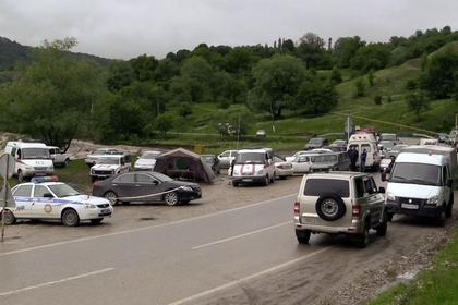 В11 муниципалитетах Чечни объявлен режим «чрезвычайная ситуация»