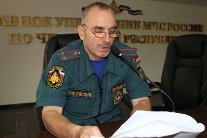 На фото: Руслан Абазов