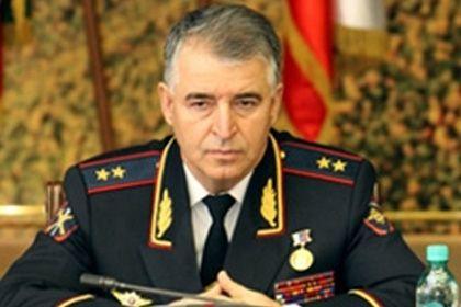 На фото: Министр внутренних дел по ЧР Руслан Алханов