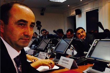 На фото: Сайд-Селим Абдулмуслимов