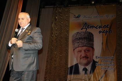 Фото Анзора Абуезидова