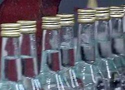 Изъято свыше 6 тысяч бутылок нелицензированной спиртосодержащей продукции.