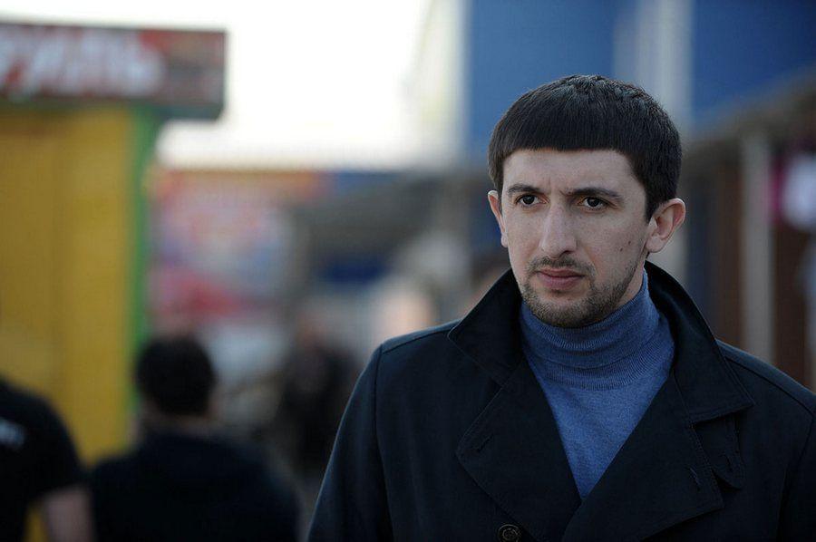 Чеченский актер стал героем сериала на Первом канале