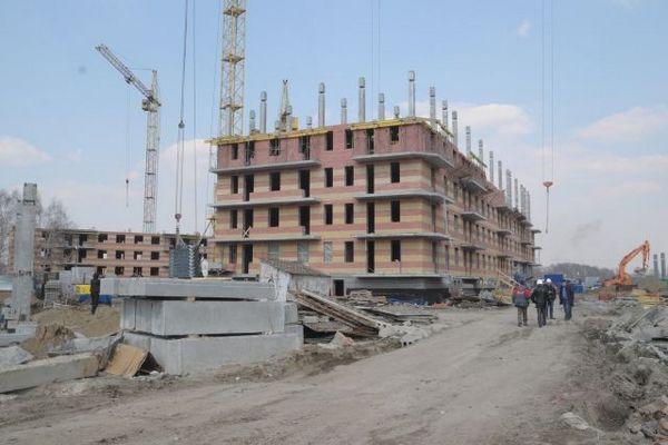 В Грозном строятся два многоквартирных дома для сотрудников компании «Чеченгазпром»