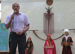 Аслан Тхакушинов приветствовал участников регионального Фестиваля-конкурса народных промыслов и ремесел
