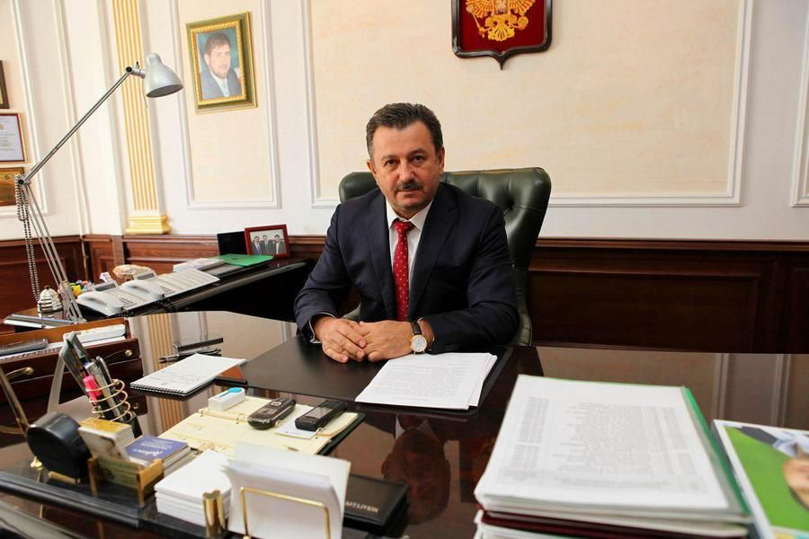 Усман Ериханов: Финансовый форум имеет большой экономический смысл для Чеченской Республики