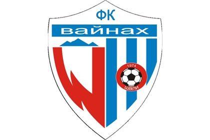 На фото: Логотип ФК «Вайнах»