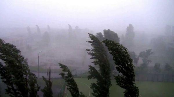 МЧС прогнозирует комплекс неблагоприятных погодных явлений