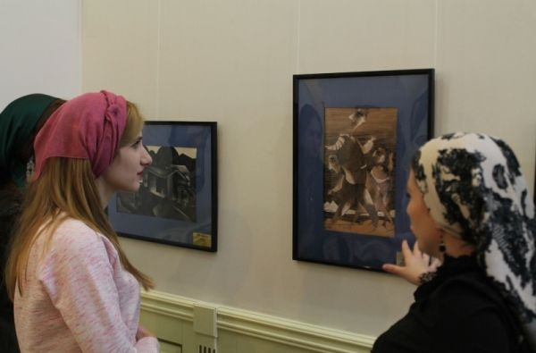 В Грозном отметили 135-летие со дня рождения Пикассо