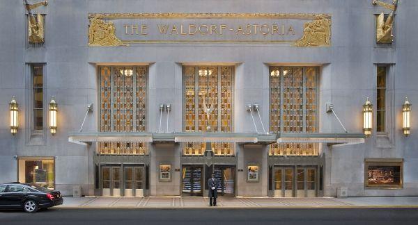 Известный американский отель закрыли на три года