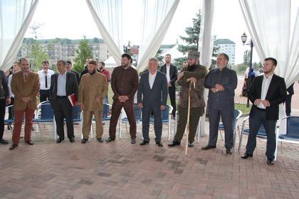 В Грозном сыграли 12 свадеб, приуроченных к победе Рамзана Кадырова