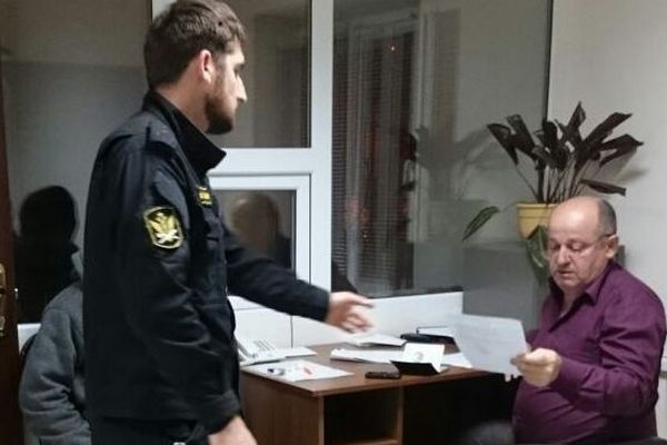 В Чечне задержана группа нелегальных мигрантов