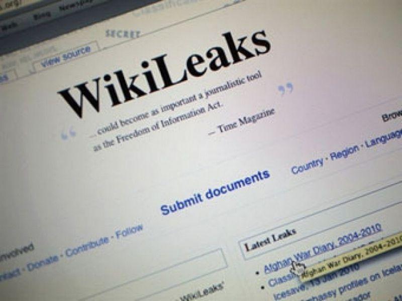 Wikileaks нанес новый удар....