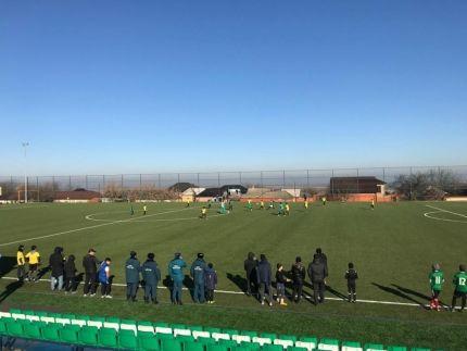 В Чечне прошел футбольный турнир среди детей сотрудников МЧС
