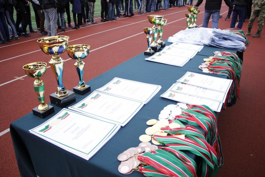 Подведены итоги Первенства Чеченской Республики по футболу