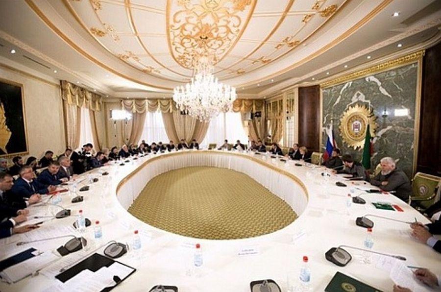 Ольга Голодец провела в Грозном совещание по вопросам развития социальной сферы Чеченской Республики