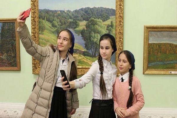 Мемориальный комплекс Славы им.А.А.Кадырова присоединился к Международной акции «Селфи в музее»