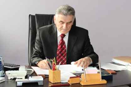 На фото: А.М. Арсанукаев