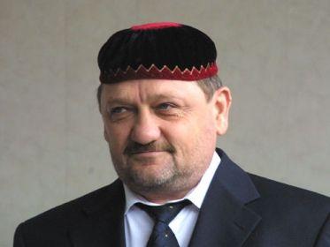 На фото: Первый Президент ЧР, Герой России А.А. Кадыров