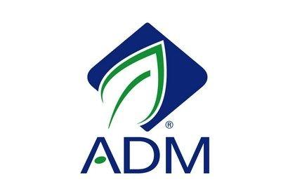 """На фото: Логотип """"ADM Capital"""""""