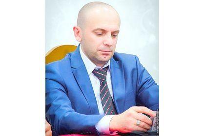 На фото: Директор информационного агентства «Чеченская Республика Сегодня» Арсанукаев А.-Б.А.