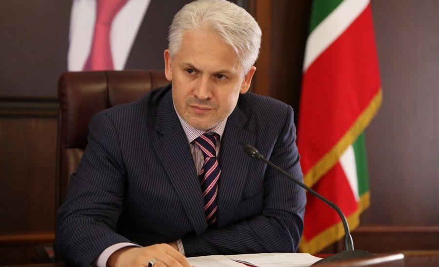Позиции Анатолия Пахомова в государственном рейтинге мэров снизились