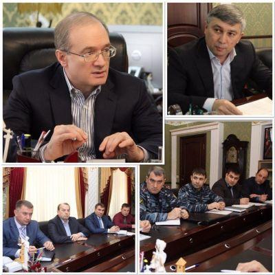 Прокуратура Чечни обсудила проблемы содержания заключенных