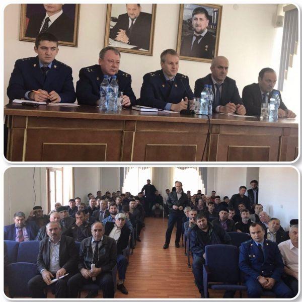 Состоялось выездное заседание общественного совета по защите малого и среднего бизнеса