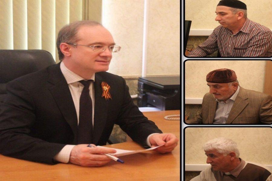 Тюменские прокуроры ожидают предпринимателей наприем