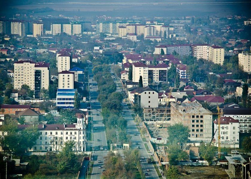 Чечня добилась роста объема работ в строительстве за 9 месяцев 2017 года на 70 %