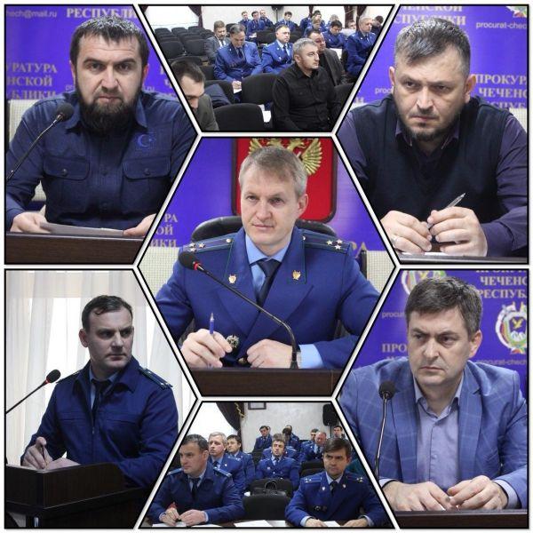 В Грозном обсудили проблемные вопросы землепользования
