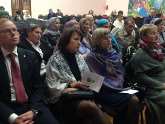 В Чечне проходит Всероссийская образовательная стажировка для учителей географии