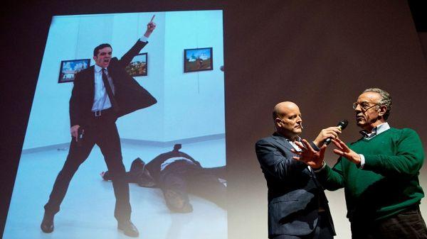 Снимок убийцы российского посла в Турции стал победителем World Press Photo