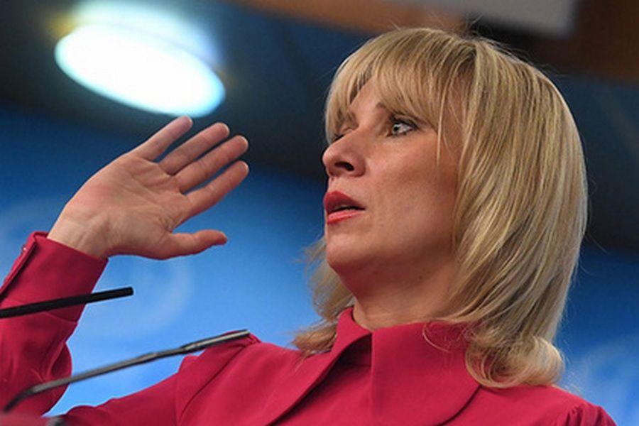 Захарова ответила за Россию на призыв Великобритании заткнуться