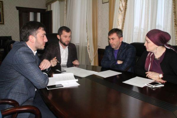 Работники театральных учреждений Чечни будут учиться театральному искусству в ГИТИСе