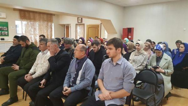 В Грозном работникам культуры рассказали о пагубности наркотиков