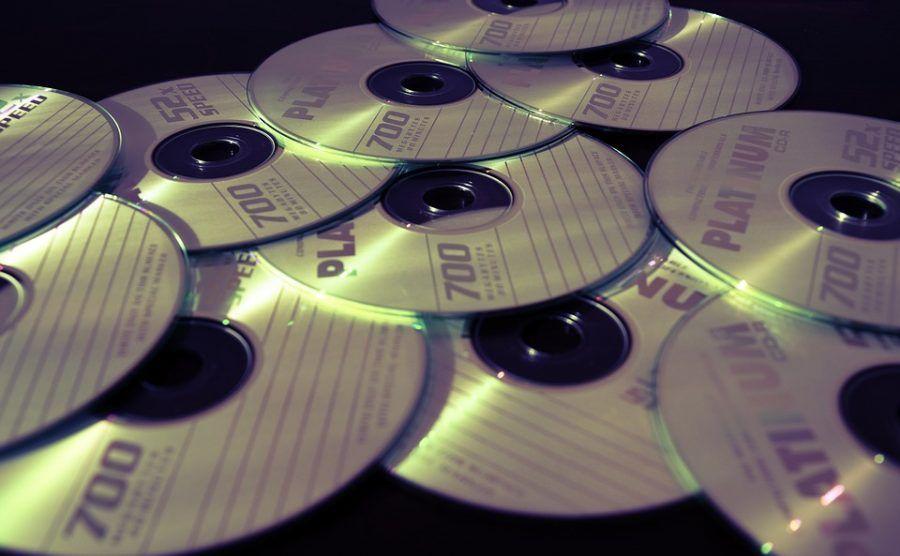 Полицейские изъяли контрафактную DVD-продукцию