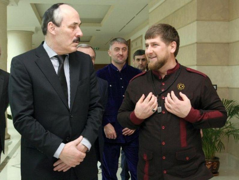 Рамзан Кадыров поздравил дагестанцев с юбилеем Махачкалы