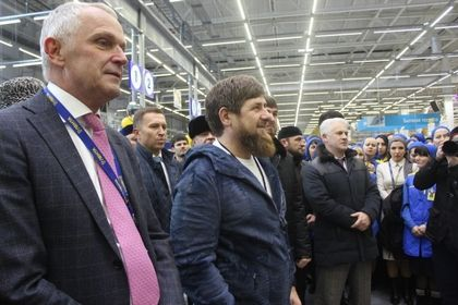 В Грозном открылся первый гипермаркет «Лента»